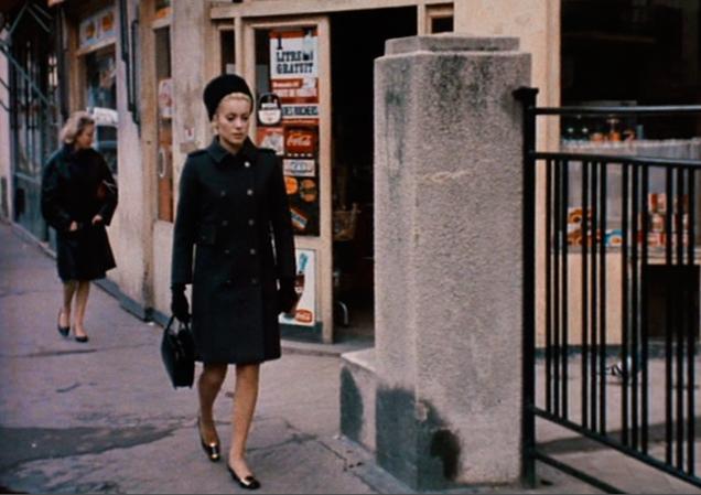Catherine Deneuve, Belle du Jour, Saint Laurent, YSL, Yves Saint Laurent, Yves, Roger Vivier, A Rebel in Prada, Michelle Crosland, Atlanta Fashion blog, fashion films