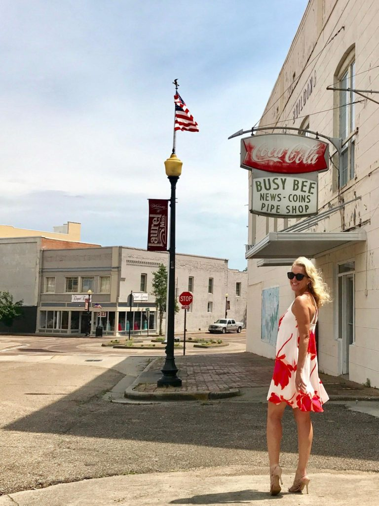 A Rebel in Prada, Michelle Crosland, Laurel Mississippi, Atlanta fashion blog, travel blog, small town getaway, southern cities