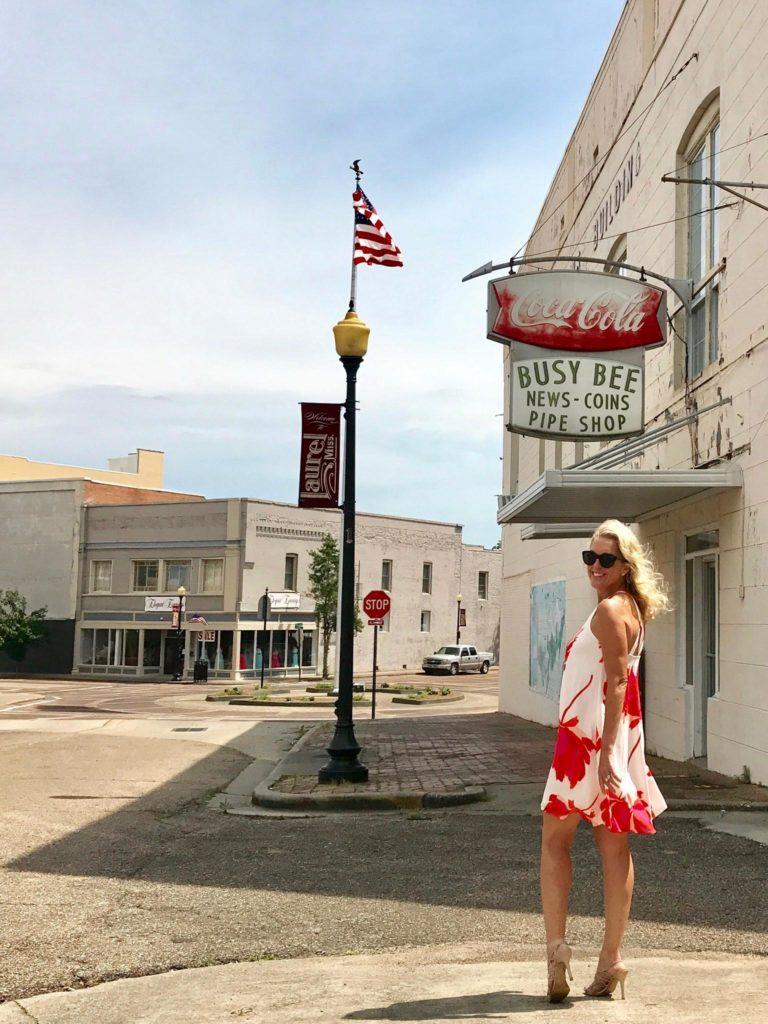 A Rebel in Prada, Michelle Crosland, Laurel Mississippi, Atlanta fashion blog, travel blog, small town getaway, southern cities