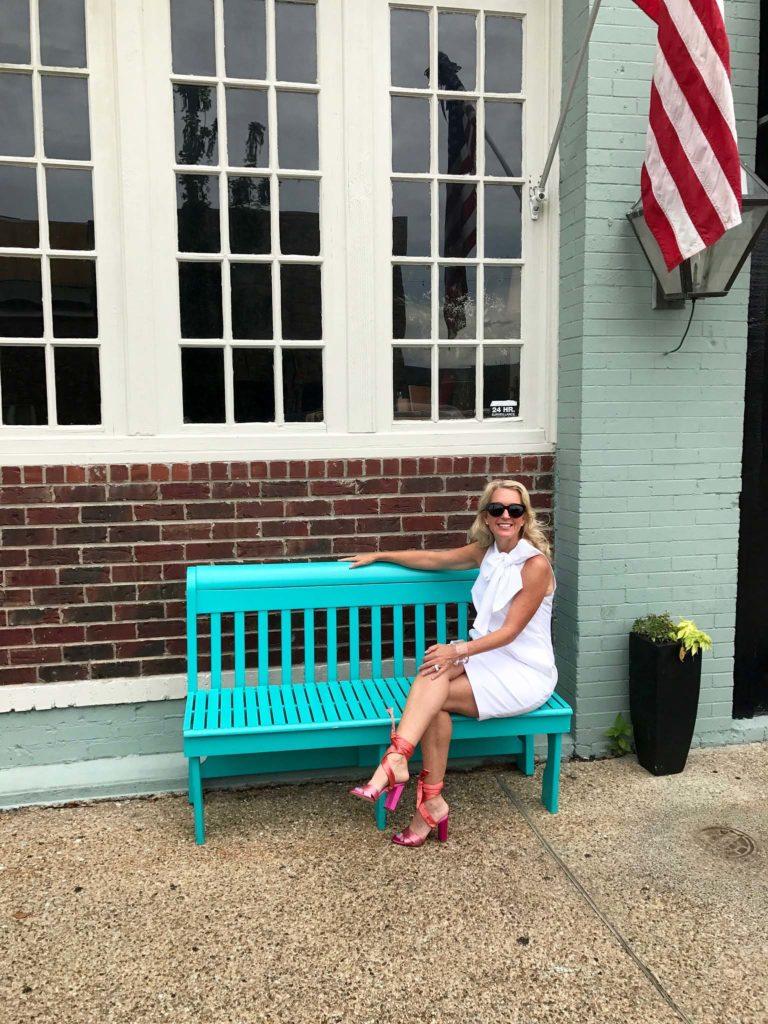 Laurel, Mississippi, A Rebel in Prada, Michelle Crosland, Laurel Mississippi, Atlanta fashion blog, travel blog, small town getaway, southern cities