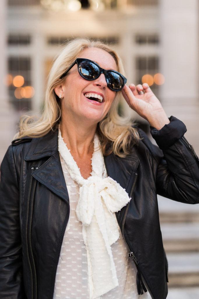 Michele Crosland, A Rebel in Prada, Michelle Crosland, Michele Edwars Crosland