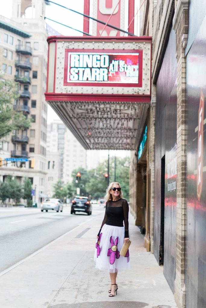 Michelle Crosland, A Rebel in Prada, Fox Theatre, Christopher Kane, Roland Mouret, Mel Boteri