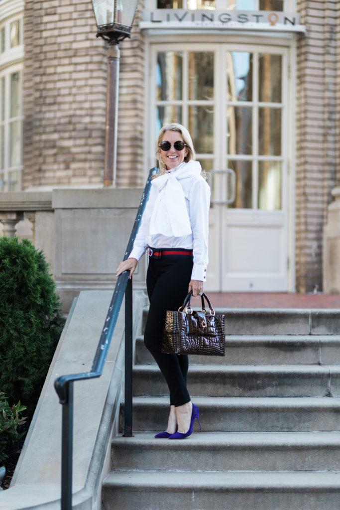 Michelle Crosland, A rebel in prada, atlanta fashion blog