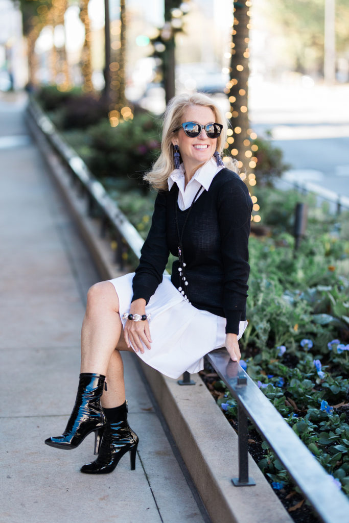 michelle crosland, michelle edwards, michelle edwards crosland, a rebel in prada. atlanta influencer, atlanta fashion blogger