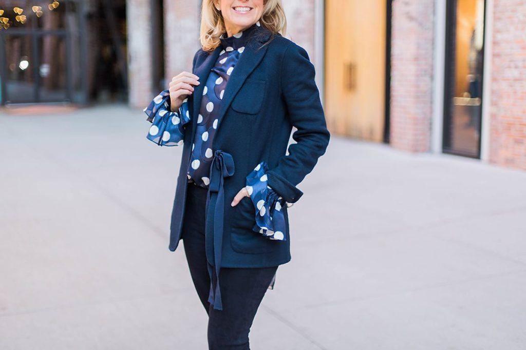 Michelle Crosland, A Rebel in Prada